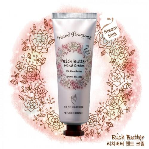 Etude House Hand Bouquet Rich Butter Hand Cream