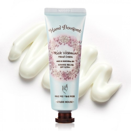 Etude House Hand Bouquet Rich Vitamin Hand Cream