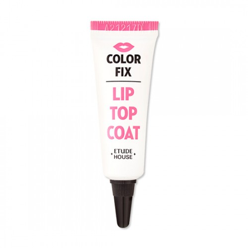 Etude House Color Fix Lip Top Coat