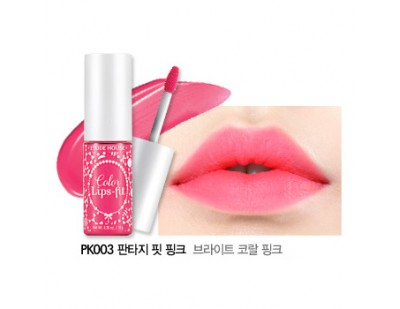 Etude House Color Lips Fit #PK003