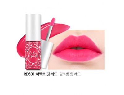 Etude House Color Lips Fit #RD301