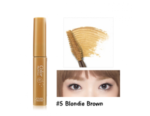 Etude House Color My Brows #5 บรอนด์น้ำตาล