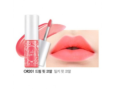 Etude House Color Lips Fit #OR201