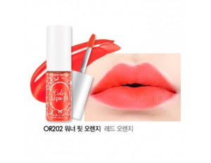 Etude House Color Lips Fit #OR202