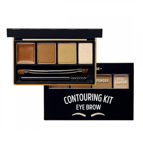 Etude House Contouring Kit Eye Brow #1 น้ำตาลอ่อน