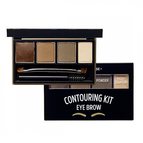 Etude House Contouring Kit Eye Brow #2 น้ำตาลเข้ม