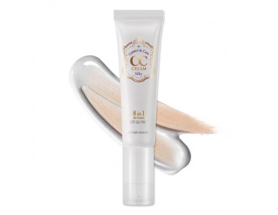 Etude House Correct & Care CC Cream SPF30 PA++ #1 Silky