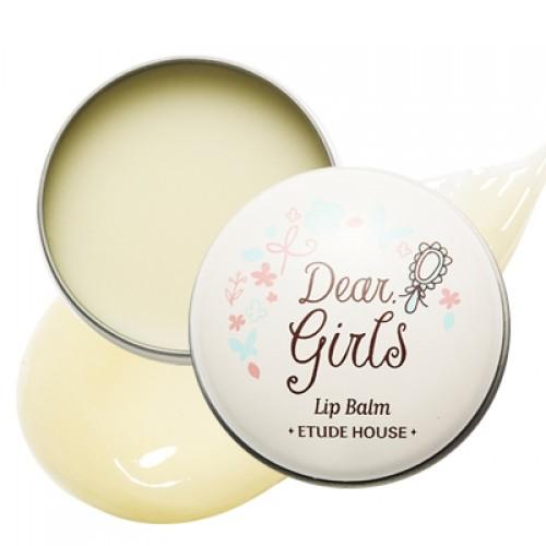 Etude House Dear Girls Lip Balm #1 บำรุงชุ่มชื้น