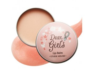Etude House Dear Girls Lip Balm #3 บำรุงผิวปากผสมชิมเมอร์