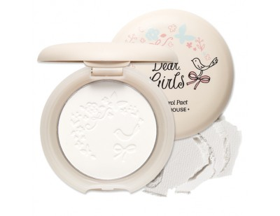 Etude House Dear Girls Oil Control Pact