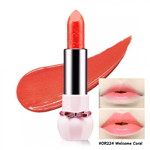 Etude House Dear My Blooming Lip-Talk & Shine #OR224