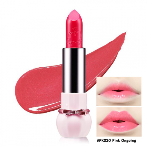 Etude House Dear My Blooming Lip-Talk & Shine #PK020