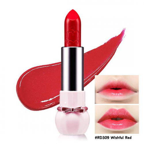 Etude House Dear My Blooming Lip-Talk & Shine #RD309