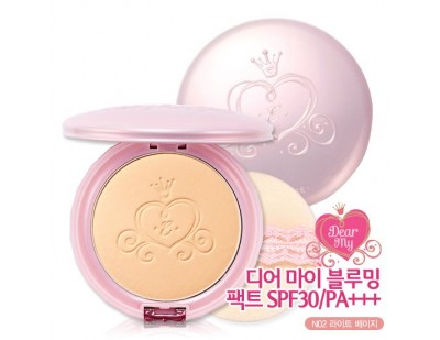 Etude House Dear My Blooming Pact SPF30 PA+++ #N02