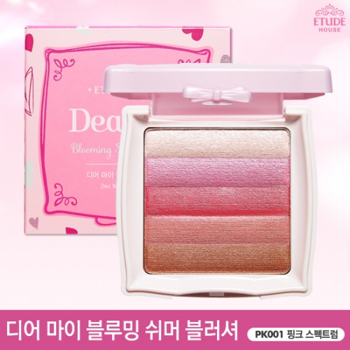 Etude House Dear My Blooming Shimmer Blusher #PK001