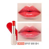 Etude House Dear My Enamel Lips Talk #OR206
