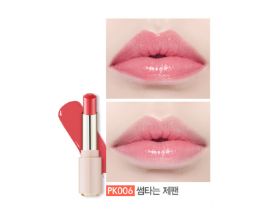 Etude House Dear My Enamel Lips Talk #PK006