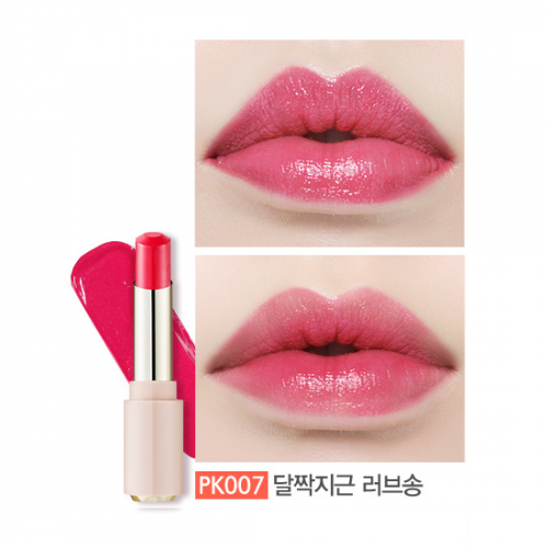 Etude House Dear My Enamel Lips Talk #PK007