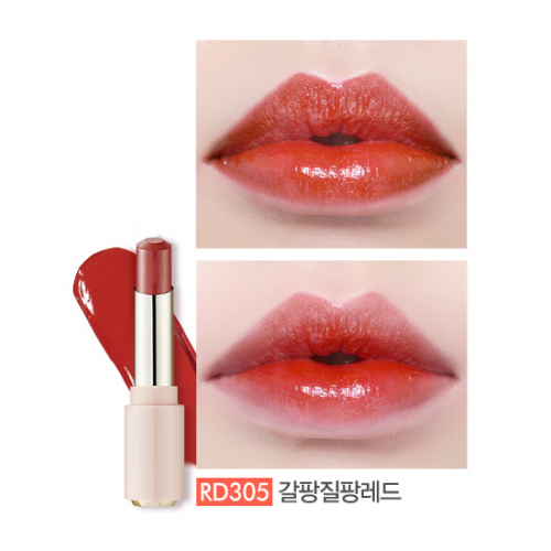Etude House Dear My Enamel Lips Talk #RD305