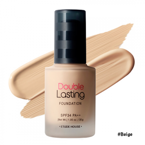 Etude House Double Lasting Foundation SPF34 PA++ #‎Beige