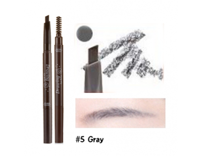Etude House Drawing Eye Brow #5 สีเทาอ่อน