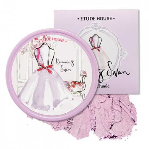 Etude House Dreaming Swan Eye & Cheek #4 Purple Blazer
