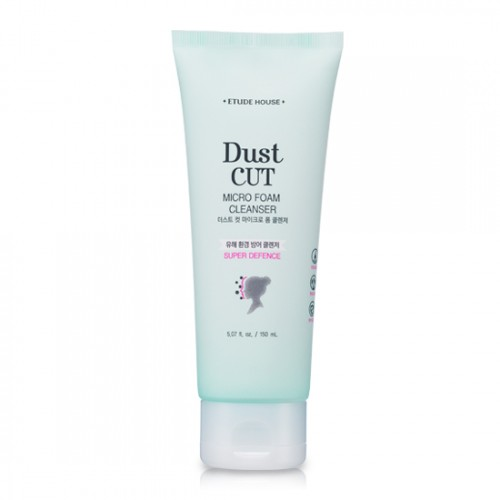 Etude House Dust Cut Micro Foam Cleanser