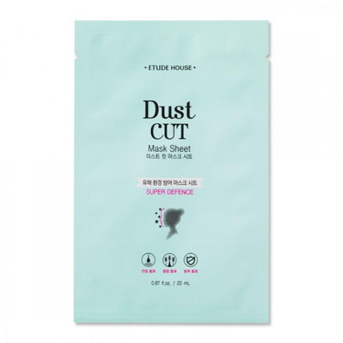 Etude House Dust Cut Mask Sheet