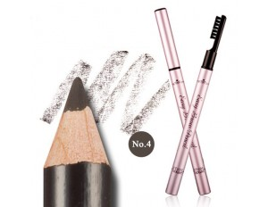 Etude House Easy Brow Pencil #4 ถ่าน