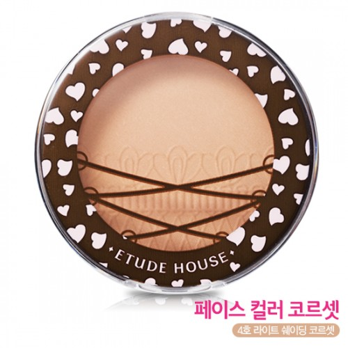 Etude House Face Color Corset New #4 Light Shading