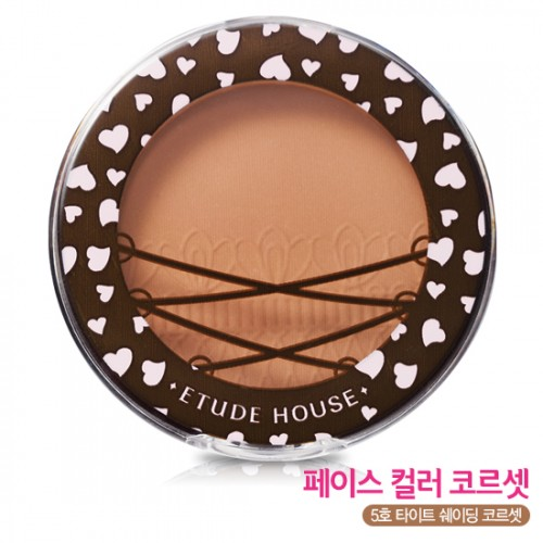 Etude House Face Color Corset New #5 Tight Shading