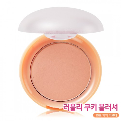 Etude House Lovely Cookie Blusher #10 Peach Parfait