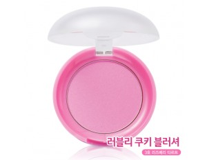 Etude House Lovely Cookie Blusher #3 Raspberry Tarte