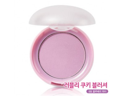 Etude House Lovely Cookie Blusher #8 Blueberry Pie