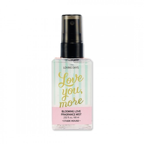 Etude House Loving Days Fragrance Mist #Love You More