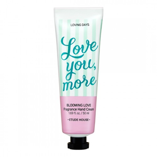 Etude House Loving Days Sweet Sparkling Fragrance Hand Cream #Love You More
