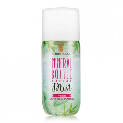 Etude House Mineral Bottle Facial Mist Moisture & Soothing 45 ml.