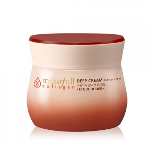 Etude House Moistfull Collagen Deep Cream 75 ml.