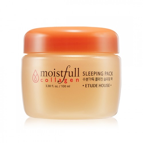 Etude House Moistfull Collagen Sleeping Pack 100 ml.