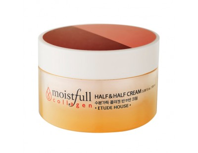 Etude House Moistfull Collagen Half Half Cream 100 ml.