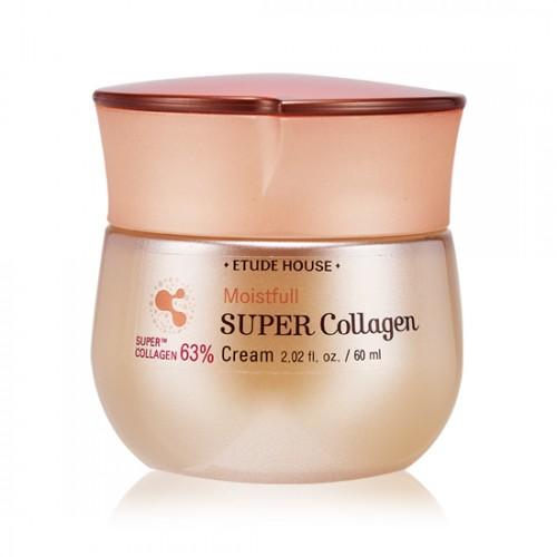 Etude House Moistfull Super Collagen Cream
