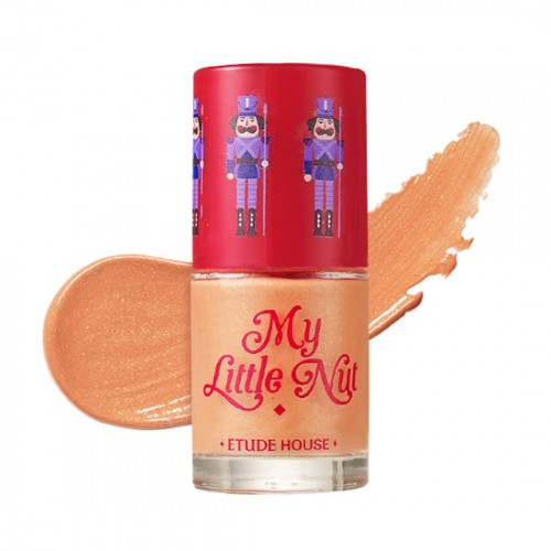 Etude House My Little Nut Lucky Cheek Beam #Coconut Coral