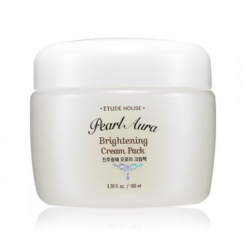 Etude House Pearl Aura Brightening Cream Pack
