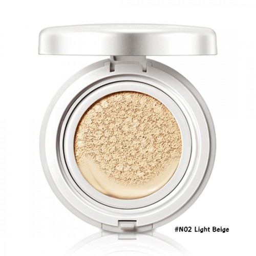 Etude House Precious Mineral Any Cushion SPF50+ PA+++ #N02 Light Beige