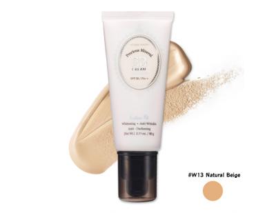 Etude House Precious Mineral Cotton Fit BB Cream SPF30 PA++ #W13 Natural Beige