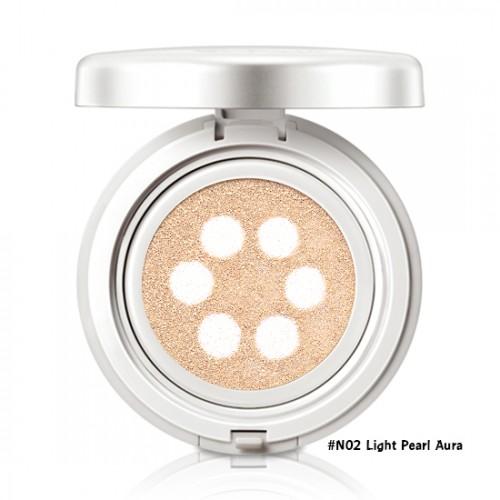 Etude House Precious Mineral Any Cushion Pearl Aura SPF50+ PA+++ #N02 Light Pearl Aura