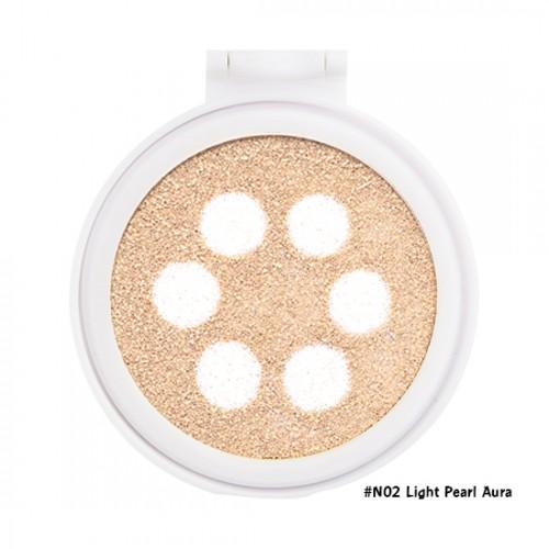 Etude House Precious Mineral Any Cushion Pearl Aura SPF50+ PA+++(Refill) #N02 Light Pearl Aura