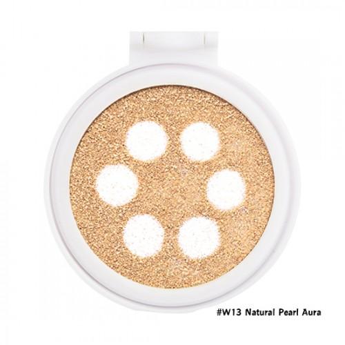 Etude House Precious Mineral Any Cushion Pearl Aura SPF50+ PA+++(Refill) #W13 Natural Pearl Aura