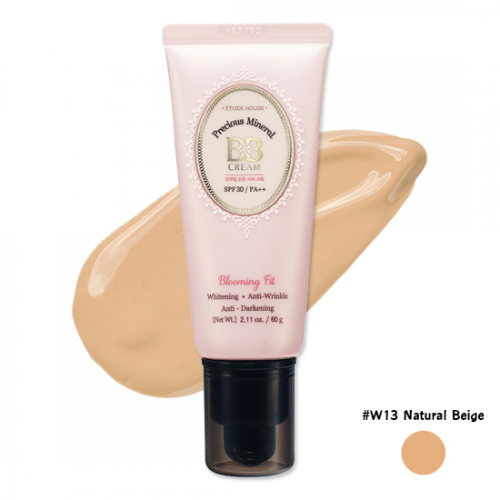Etude House Precious Mineral Blooming Fit BB Cream SPF30 PA++ #W13 Natural Beige
