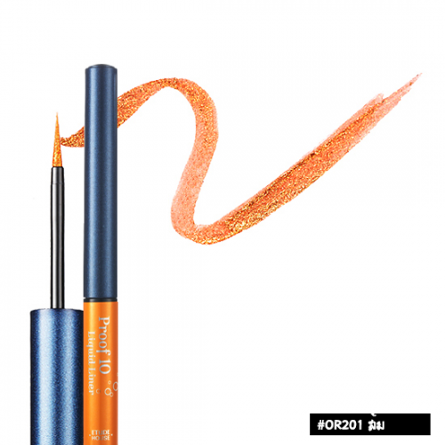 Etude House Proof 10 Liquid Liner #OR201